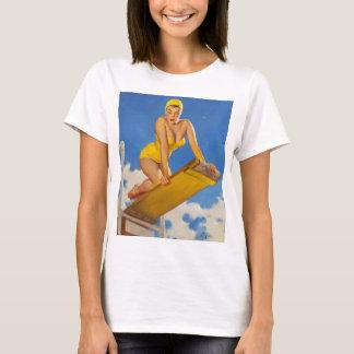 Vintages Elvgren T-Shirt