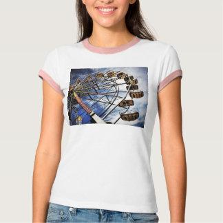 Vintages Foto des Riesenrads T-Shirt