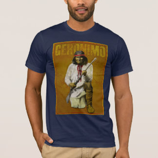 Vintages Geronimo T-Shirt