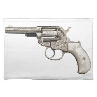 Vintages Gewehr Tischset