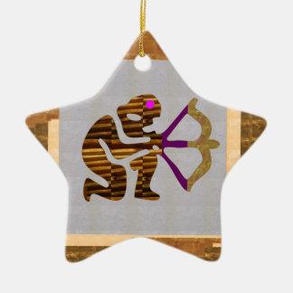 VINTAGES Golderstklassige Geschenke: Pfeil TIPP Keramik Ornament