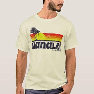 Vintages Hanalei Kauai Hawaii T-Shirt