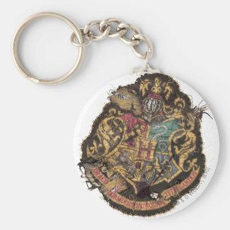 Vintages Hogwarts Wappen Harry Potter | Schlüsselanhänger