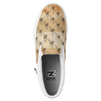 Vintages Insekt Slip-On Sneaker