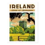 Vintages Irland - Postkarten
