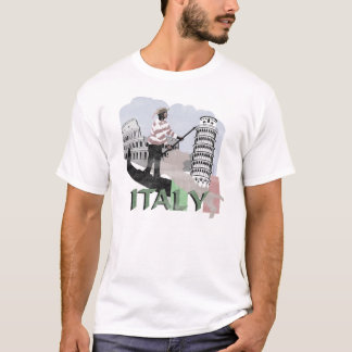 Vintages Italien T-Shirt