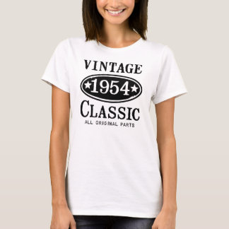 Vintages Klassiker-T-Shirt 1954 T-Shirt