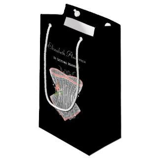 Vintages Korsett-persönliches Wäsche-Brautparty Kleine Geschenktüte