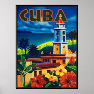 Vintages Kuba - Poster