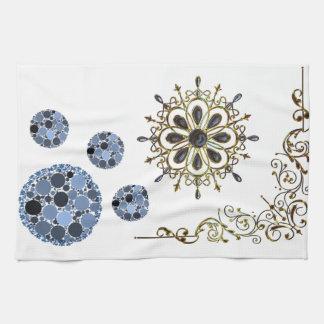 Vintages Küchenhandtuch Handtuch