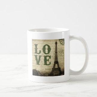Vintages Paris Kaffeetasse