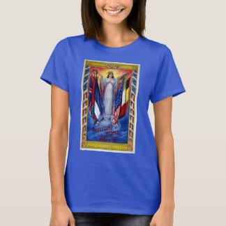 Vintages patriotisches, T-Shirt