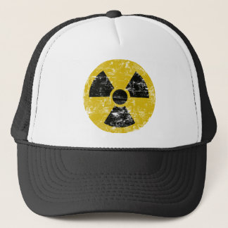 Vintages radioaktives truckerkappe