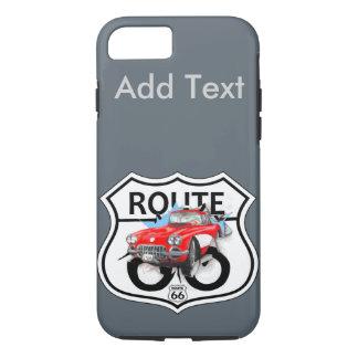 Vintages Retro Weg US 66 iPhone 7 Hüllen