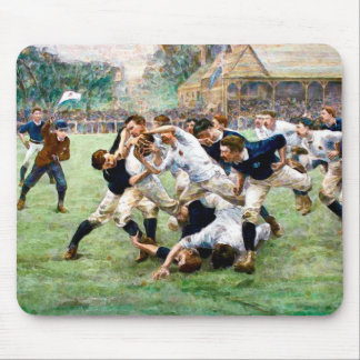 Vintages Rugby Mousepad