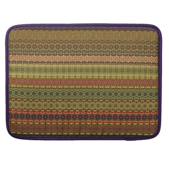 Vintages Stammes- aztekisches Muster Sleeves Für MacBooks