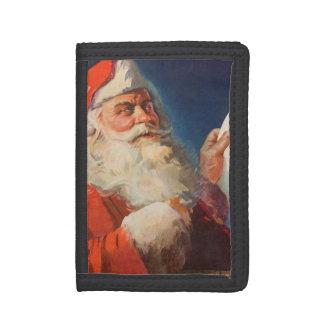 Vintages Weihnachten, freche Nizza Liste