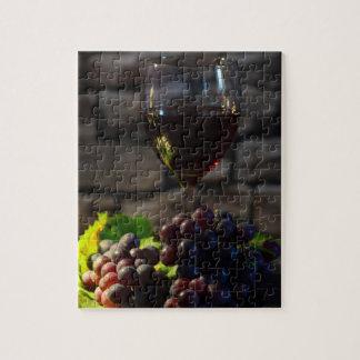 Vintages Wein-noch Leben