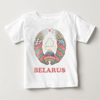 Vintages Weißrussland Baby T-shirt