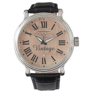 VINTAGES | würdevoll gealtert Uhr