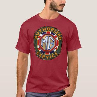 Vintages Zeichen Magnesium-Autos T-Shirt