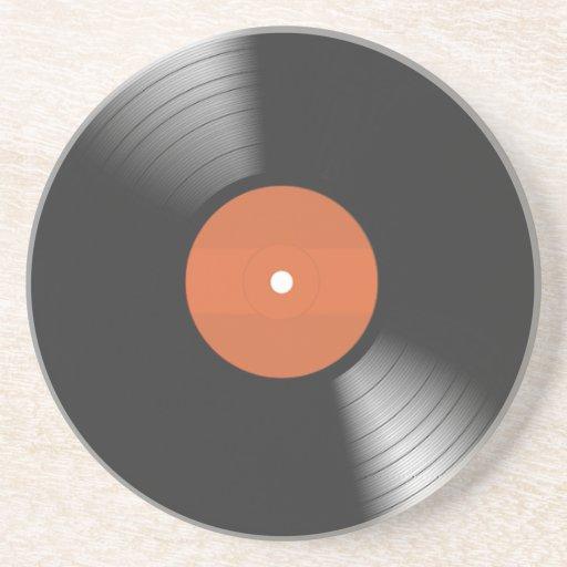 Vinyl Platte Untersatz