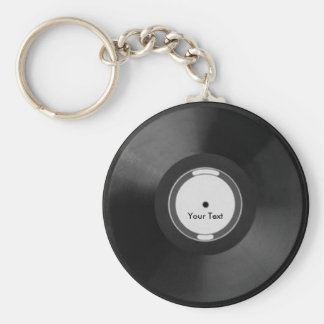 Vinyl Record Schlüsselbänder