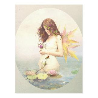 Violetta Postkarte