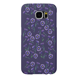Violette lila Blume