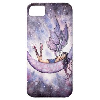 Violetter Fairyand Mond iPhone 5 Kasten iPhone 5 Case