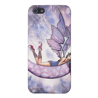 Violetter feenhafter iPhone Kasten iPhone 5 Etui