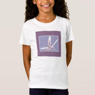 Violetter Kolibri-T - Shirt