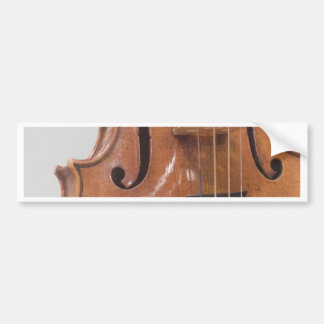 Violine II Autoaufkleber