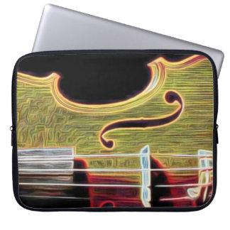 Violine, Viola, Cello? Laptop Sleeve