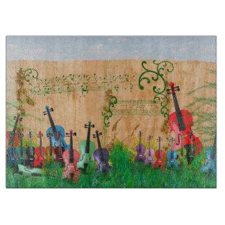Violinen-Garten