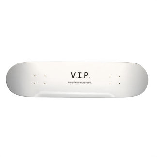 VIP INDIVIDUELLE SKATEBOARDDECKS