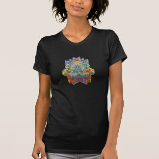 Vipassana - 2012 - Buddha auf Stuhl als T-Shirt