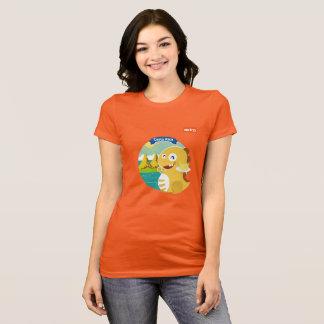 VIPKID Costa Rica T - Shirt (orange)