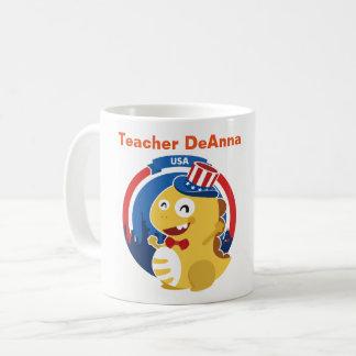 VIPKID Tasse für Lehrer DeAnna