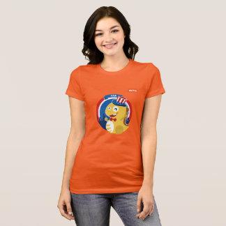 VIPKID USA T - Shirt (orange)