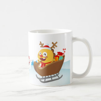 VIPKID WeihnachtsTasse 1 Kaffeetasse