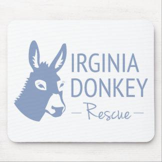 Virginia-Esel-Rettung Mauspads