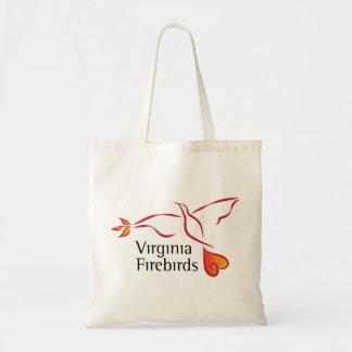 Virginia Firebirds Tragetasche