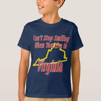 Virginia - lächelnd T-Shirt