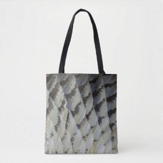 Virginia-Uhu-Feder-Entwurf Tasche