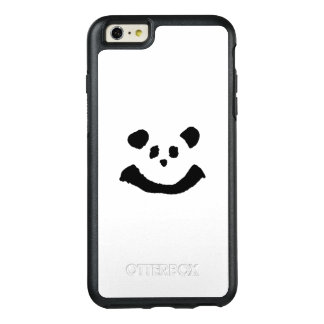 Visage de panda coque OtterBox iPhone 6 et 6s plus
