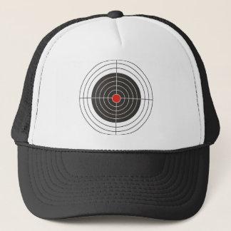 Visieren Sie Schießen für Gewehr-, Gewehr- oder Truckerkappe