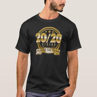 Vision 2020 bezüglich wählen Trumpf für T-Shirt