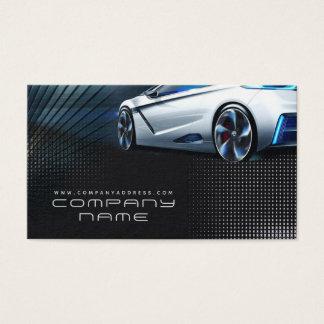 Visitenkarte Automotive Mechanical Company