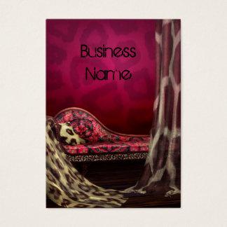 Visitenkarte-Geschäfts-Innenarchitektur Jumbo-Visitenkarten